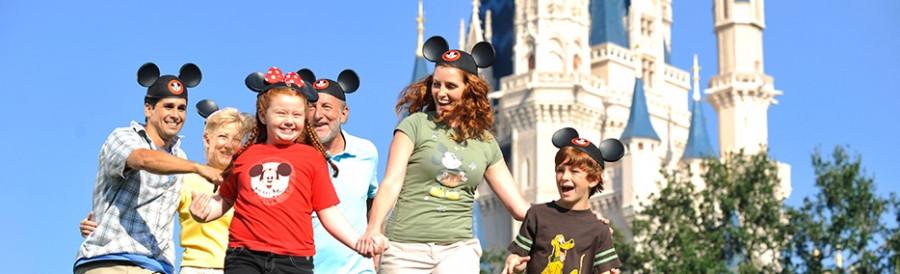 Walt Disney World - 2020