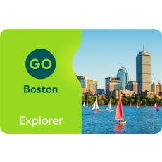 Boston Explorer Pass - 5 dias